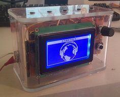 Raspberry-Webradio – Mikrocontroller.net