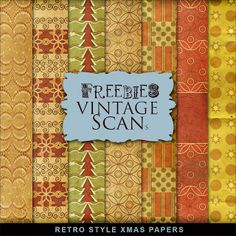 Lots of Free Vintage Paper, Labels, and Elements Printables   Far Far Hill