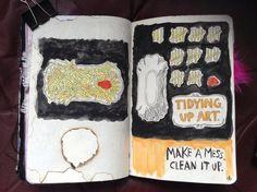 WTJ - Make A Mess Clean It Up by xxblackengelxx.deviantart.com on @deviantART