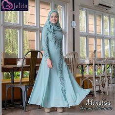 Monalisa Dress by Jelita Victorian, Dresses With Sleeves, Long Sleeve, Fashion, Moda, Sleeve Dresses, Long Dress Patterns, Fashion Styles, Gowns With Sleeves