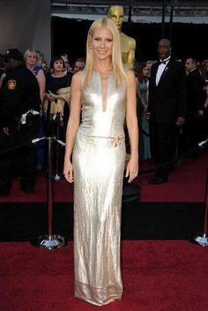 Gwyneth Paltrow in Calvin Klein- Oscars 2011