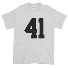 Team Jersey 41 Short sleeve t-shirt