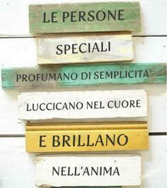 #Italian sayings