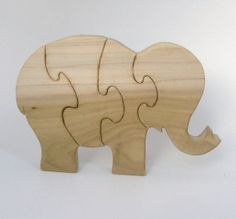 wooden elephant animal puzzle for children Indoor Play Areas, Wooden Puzzles, 3d Puzzles, Wooden Elephant, Intarsia Patterns, Animal Puzzle, Intarsia Woodworking, Elephant Pattern, Scroll Saw Patterns