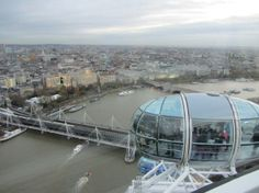 The London Eye boasts an average of million customers a year. Find out why this is now probably the most visited tourist attraction in London. 360 Degree Photography, Travel Photography, London Attractions, London Eye, Most Visited, London England, City, Blog, Fun
