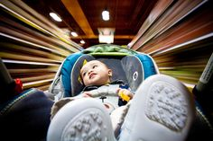 similar to the shopping cart picture. Feels like the baby is going really fast and I like the emotion on the baby as well
