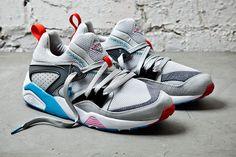 Puma × Sneaker Freaker Blaze of Glory