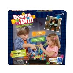 Educational Insights Design & Drill BrightWorks - Light Up Drill Set, STEM Learning with Toy Drill: Ages Activity Board, Activity Centers, Stem Learning, Learning Resources, Stem Skills, Drill Set, Problem Solving Skills, Top Toys, Educational Toys