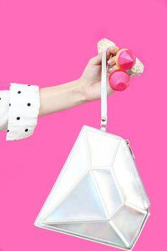 DIY Chocolate Glitter Ring Pop Valentines Kawaii Style cfc9c7f2b4113