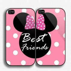 Iphone Phone Cases Disney as Gadgets Joinery Best Friend Cases, Friends Phone Case, Diy Phone Case, Cute Phone Cases, Your Best Friend, Best Friends, Iphone Cases, Bff Cases, Iphone Phone