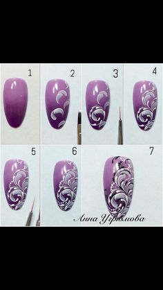 Nail art tutorial More