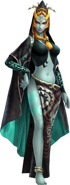 midna true form - Google Search