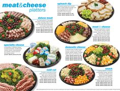 Fruit and Cheese Plate Ideas   party platters   PriceSmart foods
