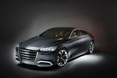 Notícias»Bit no carro  Hyundai apresenta carro conceito com leitor ocular