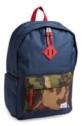 """Herschel Supply Co. """"Heritage Plus"""" Backpack"""