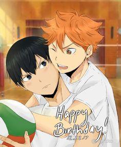 Kageyama Tobio's Birthday [12.22]