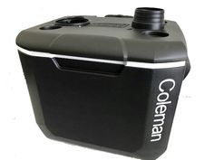 Ice'nplug Model Q60 Coleman Black