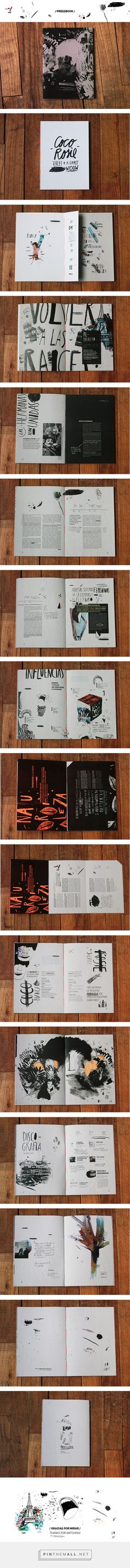 Pressbook / Recital CocoRosie on Behance...