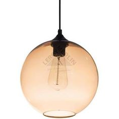 Lampa wisząca EDISON