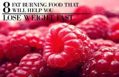 8 Fat Buring Foods That Will Help You Lose Weight Fast Whether youre on a diet or you want to make a gradual lifestyle change its probably best if you know the foods Help Losing Weight, Fast Weight Loss, How To Lose Weight Fast, Loose Weight, Get Healthy, Healthy Tips, Healthy Eating, Healthy Food, Healthy Weight