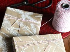 a christmas wrapping 29 A few Christmas wrapping ideas (32 photos)