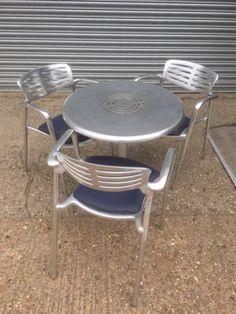 becklen black metal garden chair buy now at habitat uk balcony