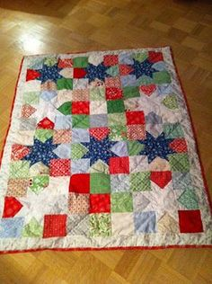 christmas quilt 2014