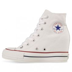 cd15b5b331a1 Converse PLATFORM PLUS White ( 50) ❤ liked on Polyvore featuring shoes