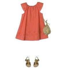 bonpoint boutique girls dress