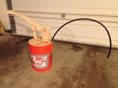 The Homestead Survival: DIY Hand-Powered Water Pump Project