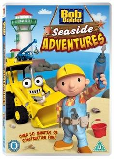 Bob the #builder - #seaside adventures [dvd], #5034217412603,  View more on the LINK: http://www.zeppy.io/product/gb/2/132015908742/