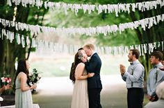 Under the trees in our maple lined drive, Joe & Patience photography