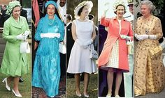 In the 63 years and 219 days the Queen has reigned, she hasn't put a foot wrong when it comes to her wardrobe, which is impressive, considering she changes outfits up to five times a day. Queen Esther, Princess Elizabeth, Queen Elizabeth Ii, Hm The Queen, Save The Queen, Queen And Prince Phillip, Prince Philip, Jennifer Lopez Photos, Elisabeth Ii