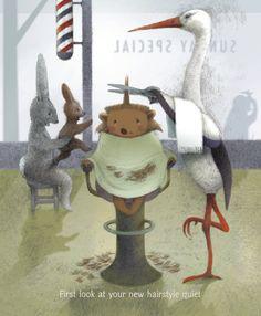 The Quiet Book-  Author- Deborah Underwood  Illustrator- Renata Liwska