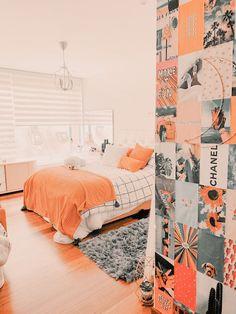 Home Remodel Split Level .Home Remodel Split Level Cute Bedroom Ideas, Room Ideas Bedroom, Teen Room Decor, Bedroom Inspo, Girls Bedroom, Bedroom Decor, Cozy Teen Bedroom, Bedroom Ideas For Small Rooms Cozy, Cute Teen Bedrooms