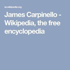 James Carpinello - Wikipedia, the free encyclopedia