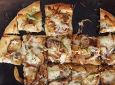 Our potato pizza is inspired by a traditional Italian recipe. Divine fontina cheese, red potatoes, carmelized onions, garlic, and rosemary combine for a scrumptious meal! Enjoy with a green salad, asparagus, or other seasonal vegetables. This recipe is courtesy of The Old Farmer's Almanac Comfort Food cookbook. Click here for more delicious recipes!