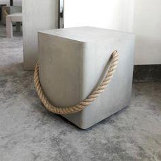 Le Ciment en décoration intérieure                                                                                                                                                      Plus