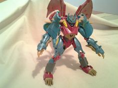 A toy review of Transformers Prime : Beast Hunters Predacon Ripclaw begins my look at the question of whether or not the Predacons could be a viable third alternative to the ever popular Autobots and Decepticons! See it at Dennis Moulton AKA GotBot on youtube!