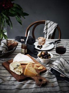 Lovely Linen - via Coco Lapine Design blog