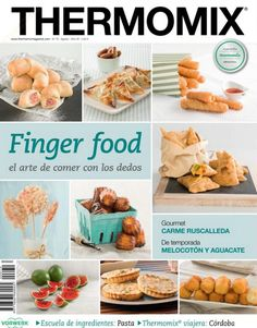 Revista Thermomix nº70 - Finger food