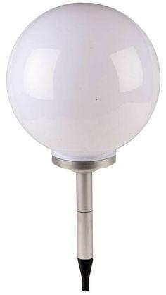 Outdoor Lights LED solarlamp, model bal (30cm)