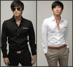 korean men fashion for work style