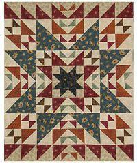 Odd Fellows Chain. Best quilt block pattern ever.