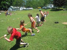 field day at the end of the school year was the happiest moment of my life when i was little.
