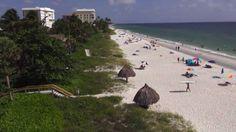 Lowdermilk Park, Naples FL (includes aerial views) (+playlist)