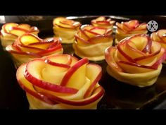Bread Art, Homemade Cakes, Panna Cotta, Pudding, Healthy, Ethnic Recipes, Desserts, Easy, Youtube
