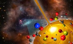 ALMA catches stellar cocoon with curious chemistry: First of its kind to be found outside the Milky Way James Webb Space Telescope, Hubble Space Telescope, Radio Astronomy, Observational Study, Electromagnetic Spectrum, Astronomy Pictures, Computer Basics, The Future Is Now, Milky Way