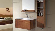 Bathroom Dazzling Bathroom Vanity Cabinet Brown Wood Decorating Design With Mirror Wall Tile Rug And Flooring Bathroom Inspiration Inspiring Bathroom Vanity Cabinets Collection And Fit For Your Small Bathroom