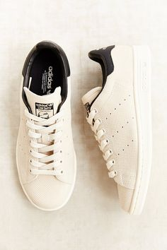 adidas Originals Stan Smith White Sneaker. Original Stan SmithNike Shoes ...